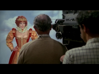 Зеркало треснуло (Англия, 1980) HD1080, детектив по Агате Кристи, Элизабет Тейлор, советский дубляж без вставок закадр. перевода
