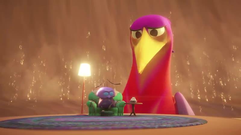 Crow_ The Legend _ Animated Movie [HD] _ John Legend, Oprah, Liza Koshy