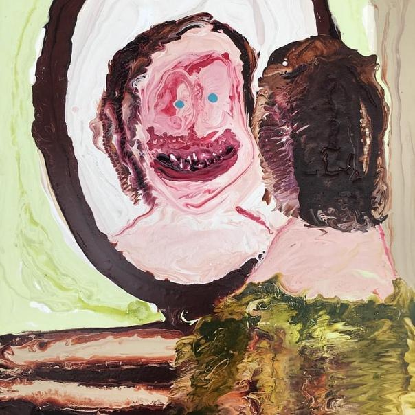 Отражение Genieve Figgis (born 1972 )