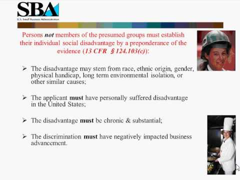 Top Reasons Why SBA Returns Declines an 8 a Application