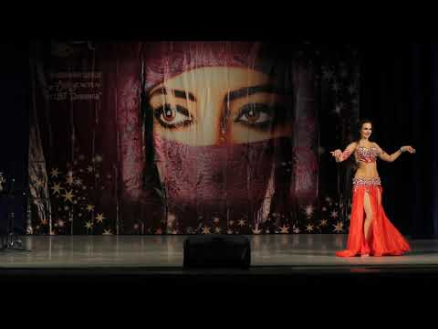 NEW BEAUTIFUL LIVE DRUM SOLO BELLY DANCE WITH IRAQI NATALIA LISEEVA ALI ABBASOV