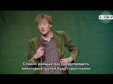 James Acaster: Repertoire S01E01 — Recognise / Джеймс Акастер: Репертуар S01E01 — Узнать [AllStandUp | Субтитры]
