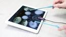 The Demo of TOUCHBEAT Smart Drum Kit - iPad GarageBand