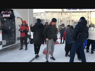 Участники турнира памяти В.А. Зборовского приезжают в Омск
