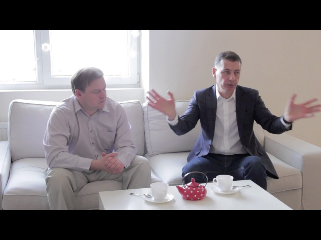 Интервью А.Гуськова с Д.Семиным: о кризисе продавца, роль женщины в управлении.