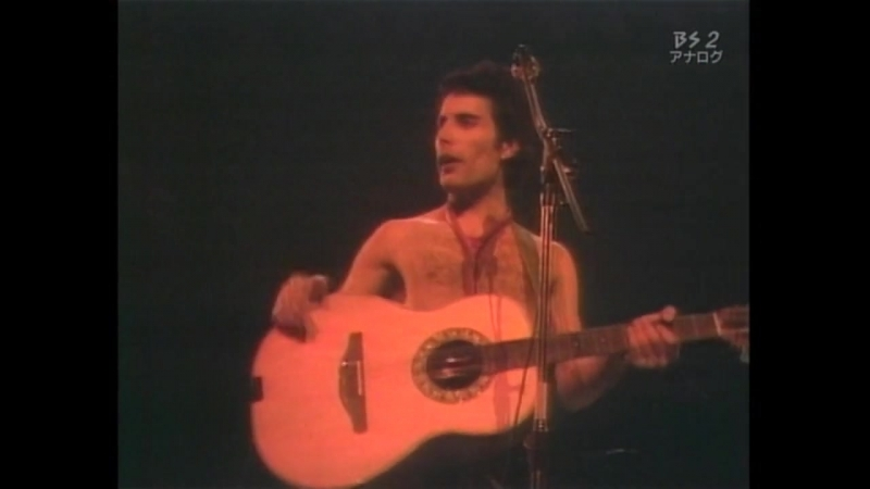 Queen Crazy Little Thing Called Love 2 20 Rock for Kampuchea 1981 Complete Version