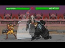Game of Thrones animated parody series trailer red medusa