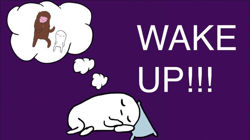 When You Oversleep Past Your Alarm Clock