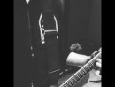 Witold Ustapiuk from Thunderwar tracking guest solo for new HATE song entitled Death Divine Power