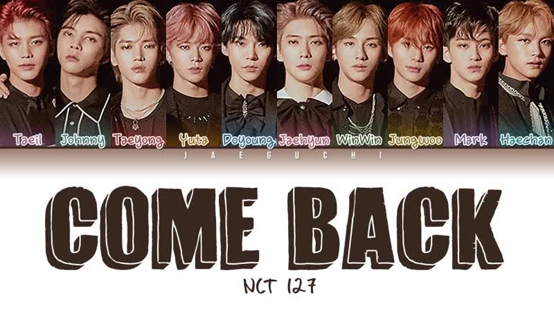 Come back kor,china,jap ver