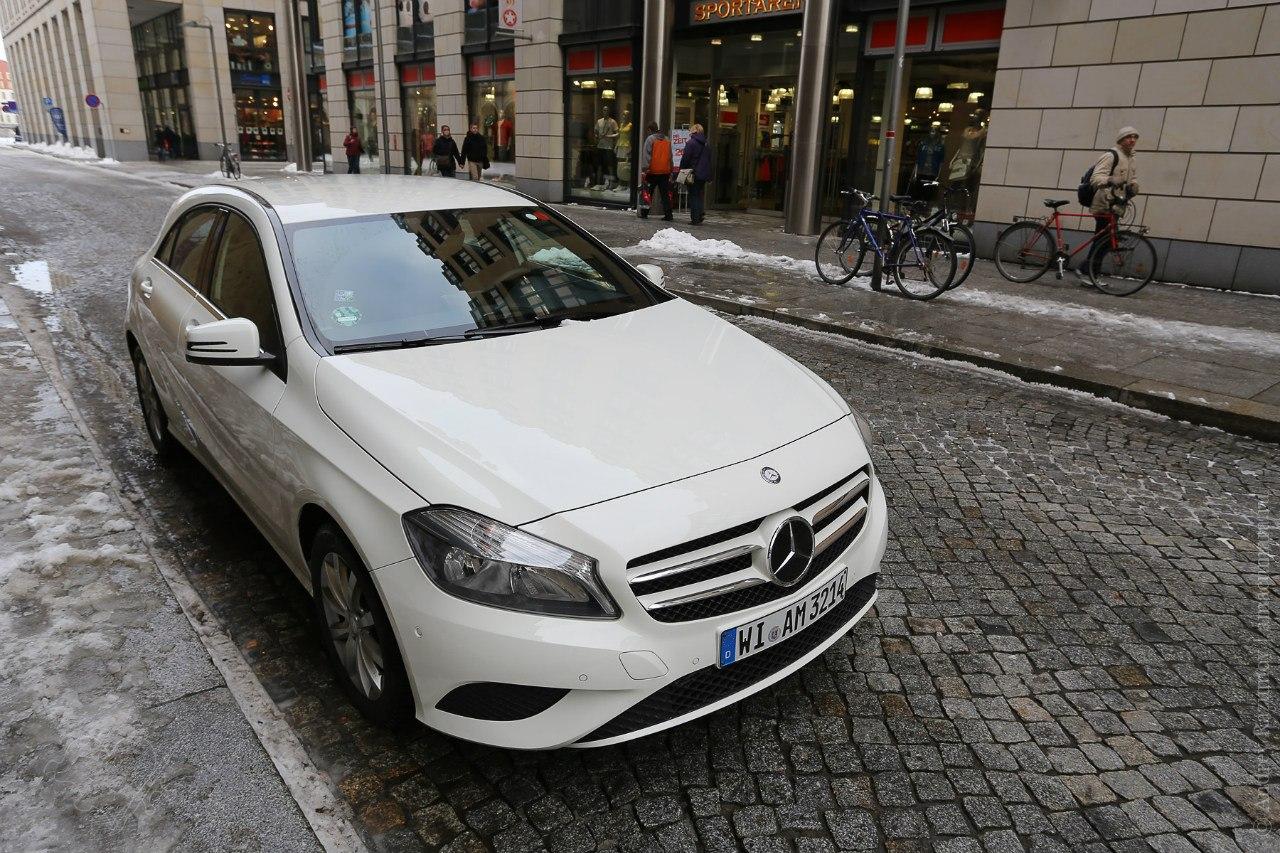 Mercedes-Benz A160 2013 a class