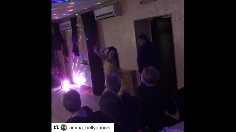 Восточные танцы в Липецке Кристина Киселёва Амина