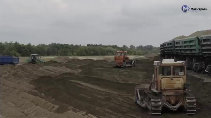Як будують лінію швидкісного залізничного сполучення між Києвом та аеропортом «Бориспіль»