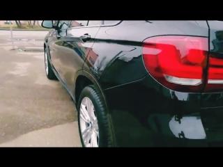 BMW X5 полировка и защита ЛКП - Optimum Gloss Coat