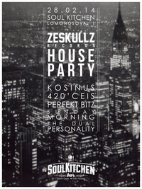 MASSIVE - ZESKULLZ RECORDS PARTY