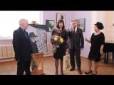 MVI_3083Борис Ткачёв Выставка в Картинной Галерее 22 февраля 2017 г.Тамбов