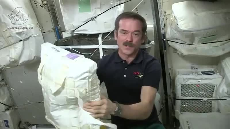 Astronauts Drink Urine and Other Waste Water - Video