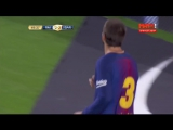 Реал Мадрид 2:3 Барселона | Гол Пике