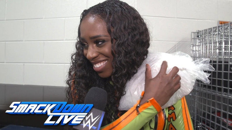 Naomi finally has someone to watch her back against The IIconics: SmackDown Exclusive, Sept. 4, 2018