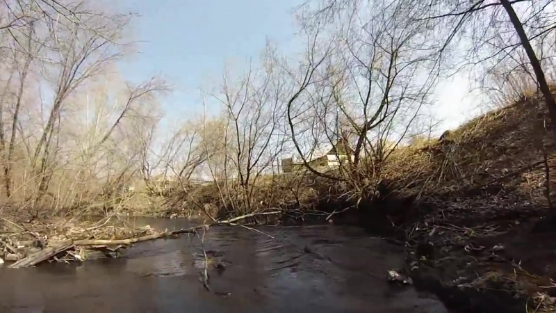 Кто загрязняет реку.Сплав Из Прокопьвска до Новокузнецка по реке Аба.