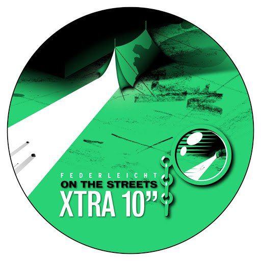 Federleicht альбом On The Streets - The Remixes X-Tra 10