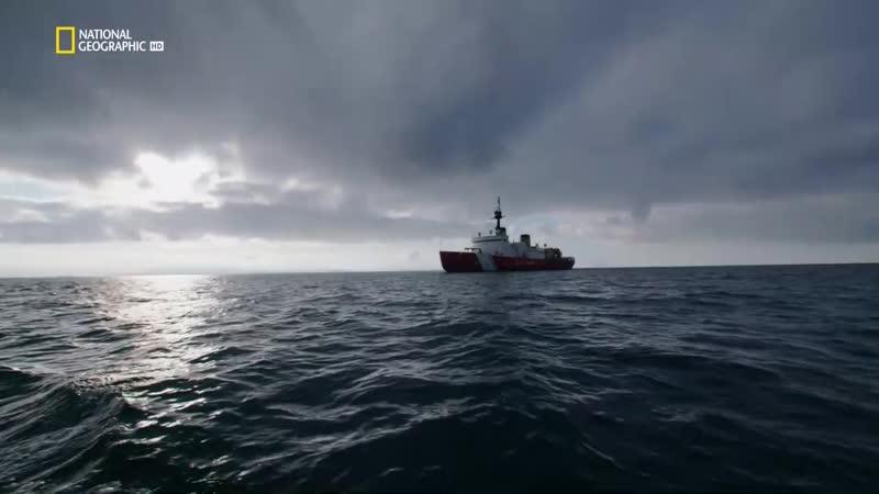 Антарктика - 1 сезон - 2 эп. Не Предназначена для Людей.