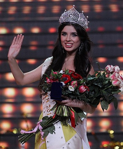 И это самая красивая девушка России?