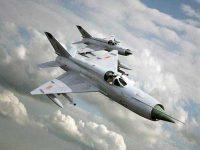 ОПЕРАЦИЯ ПЕНИЦИЛЛИН В начале 50-х годов советское ОКБ Микояна и Гуревича разработало новый реактивный истребитель МиГ-21. Быстрый и манёвренный, он мог стать серьёзным противником боевым
