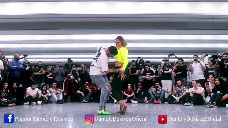 DANIEL Y DESIREE - Happier - (Bachata Remix By Dj Khalid Dj Tigre)
