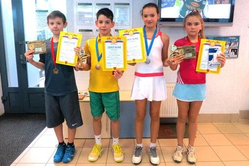 Тверская теннисистка Ульяна Лебедева завоевала