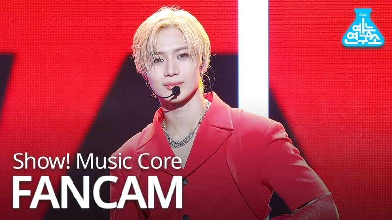 [예능연구소 직캠] TAEMIN - WANT (Vertical ver.), 태민 - WANT @Show Music Core 20190216