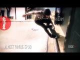 Haslam Mini Ramp Tech & Cooper's 5 1/2 Remix - Almost Famous Ep. 20