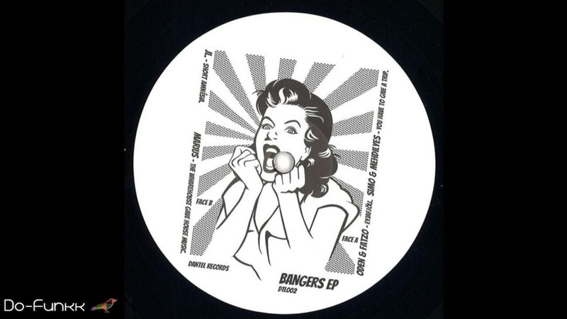 Simo Medhilyes You Have To Take A Trip Dantel Records DTL002
