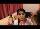 Khadi hair growth vitalising oil review and demo (how I massage my head)