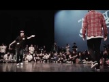 Last One Stands 2014 Popping Top 16: ELMO (Vancouver) VS WONDER BREAD (Vancouver)