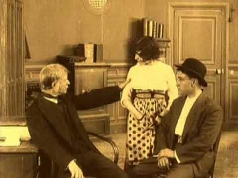 Fantomas contre Fantomas 1914 - Classics rare Silent Movie