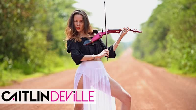 Rockabye (Clean Bandit ft. Sean Paul Anne-Marie) - Electric Violin Cover ¦ Caitl