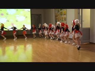 2018_31ОКТ_Пастушки(HD) Посвящение в танцоры