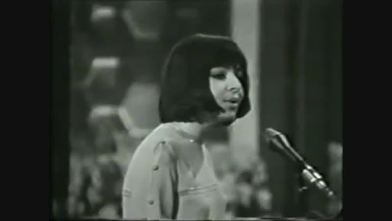 Vicky Leandros L'amour Est Bleu Eurovision 1967