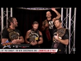 WWE NXT Undisputed Era trash talks the competition backstage