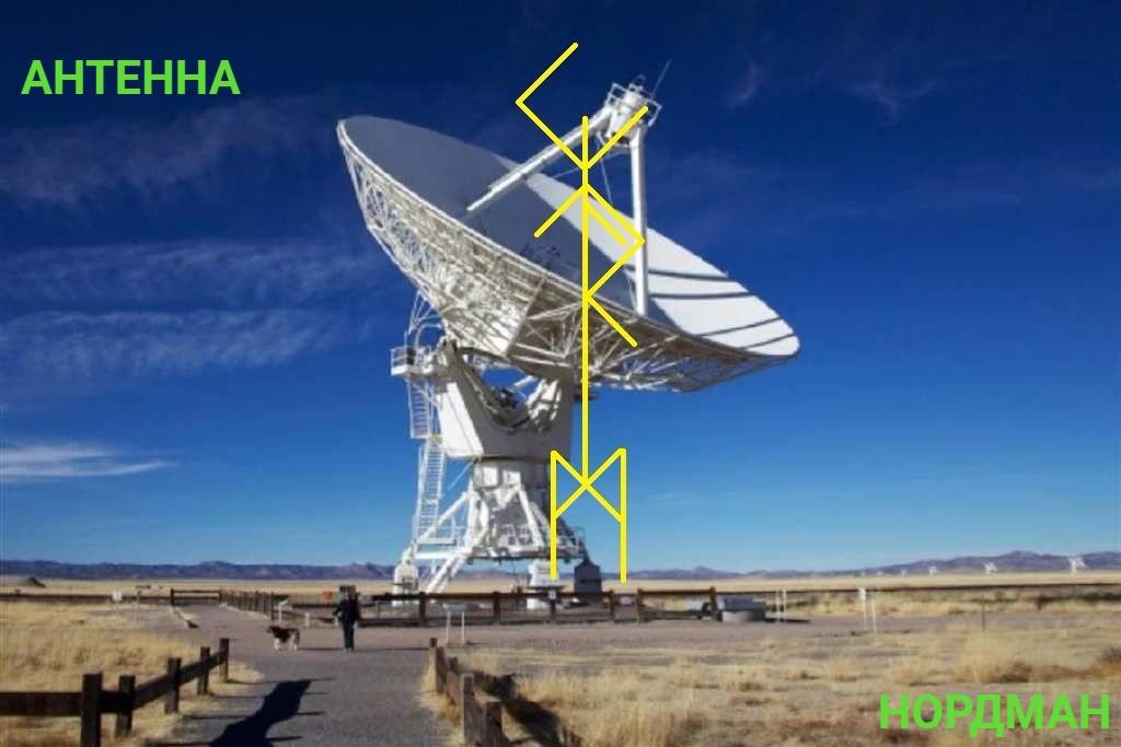 Антенна - получение, передача информации MLddkiUxVpM