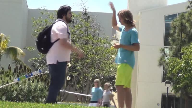 Handshake confusion