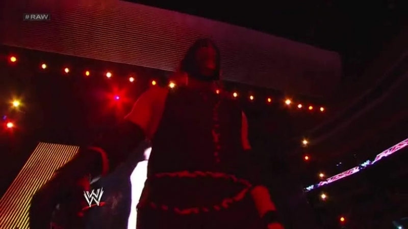 Kane vs R Truth RAW 05 03 2012