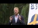 Viktor Södermark - Vi kommer in i riksdagen!
