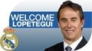 Full Stream   JULEN LOPETEGUI's REAL MADRID Presentation