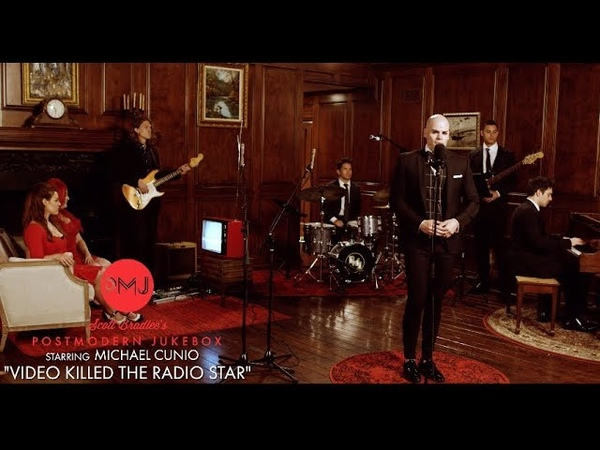 Video Killed The Radio Star - The Buggles (Queen / Freddie Mercury Style Cover) ft. Cunio