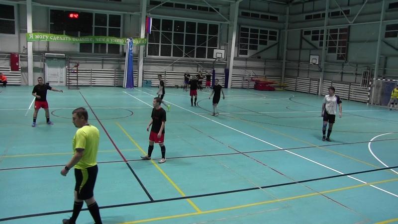 ФК «Костолом» - ФК «Sheraton» - 2 тайм
