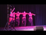 El Awda - McMaster Pangaea Multicultural Event -  Dabke Show 2 Routine 1