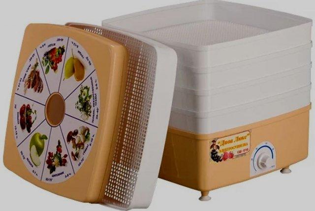 Как выбрать сушилку для овощей и фруктов: 5 недорогих и качественных моделей.