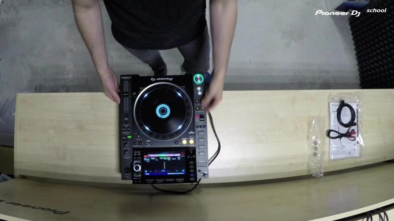 Unboxing CDJ-2000NXS2 @ Pioneer DJ Saint-Petersburg